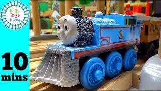 Thomas and Friends | Thomas Train The Big Freeze | Toy Trains for Kids | Thomas Friends Season 21