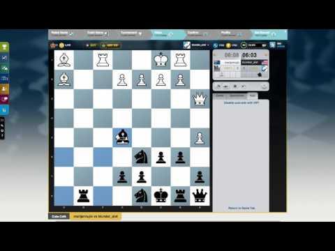 Chess 960 (Fischer Random): Interesting Opening