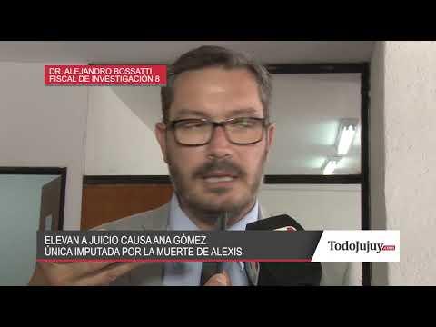 Alexis Mamani: el fiscal afirmó que hay pruebas que indican que Ana Gómez mató a su hijo