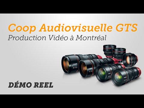 Download Production Vidéo • Coop Audiovisuelle GTS • Démo • Montréal