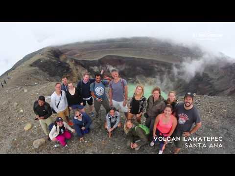 El Coloso Volcán de Santa Ana-El Salvador Travel