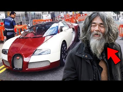 Top 5 Fake Homeless People WHO GOT EXPOSED ON CAMERA!