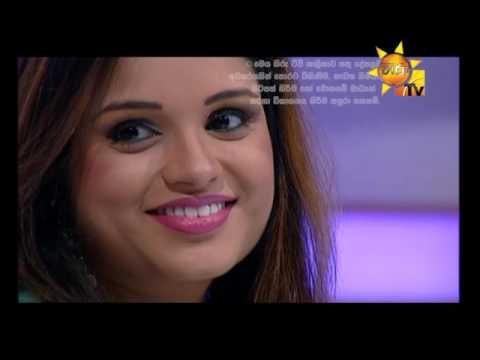 Hiru TV Dehadaka Adare EP 28   Vishva & Erandi 2016-04-17