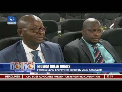 Nigeria Green Bonds: Nigeria Floats First Focused Product In Africa