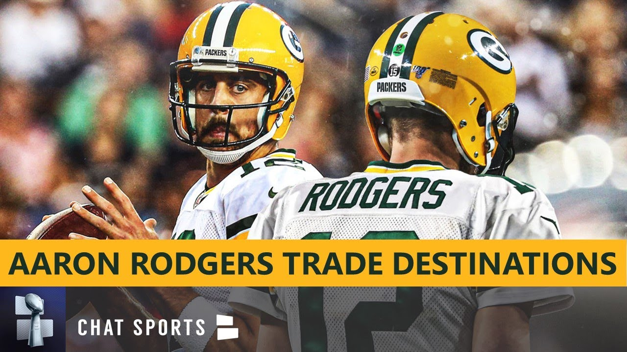 Broncos a probable trade destination for Aaron Rodgers as QB ...