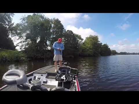 Bass Fishing Old River Lake Scott AR