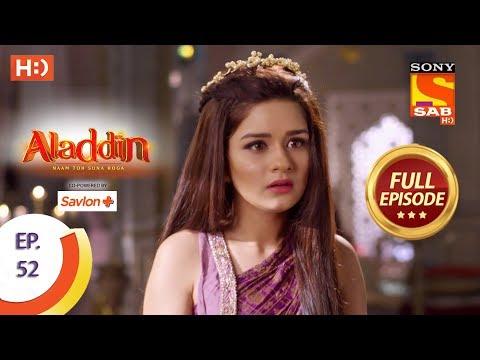 Aladdin - Ep 52 - Full Episode - 29th October, 2018