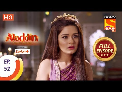Aladdin - Ep 52 - Full Episode - 29th October, 2018