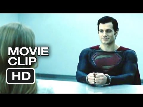 Man of Steel Movie CLIP - What