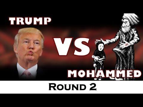 Trump vs Mohammed (Round 2): Paris Hilton et Aicha - David Wood en francais