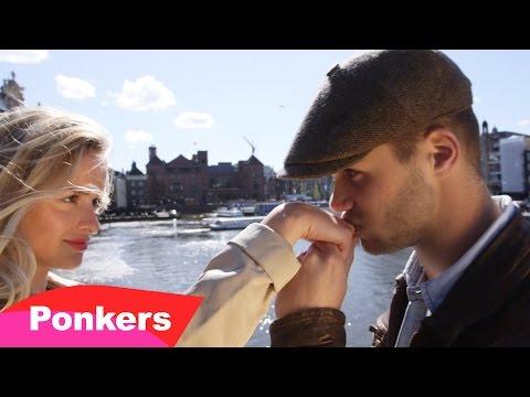 Praat Amsterdams Met Me - Kenny B - Parijs (PONKERS PARODIE)