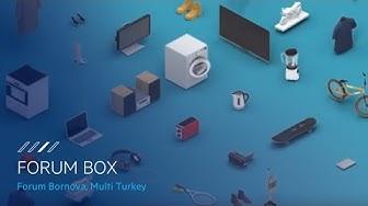 Multi Turkey, Forum Bornova - Forum Box