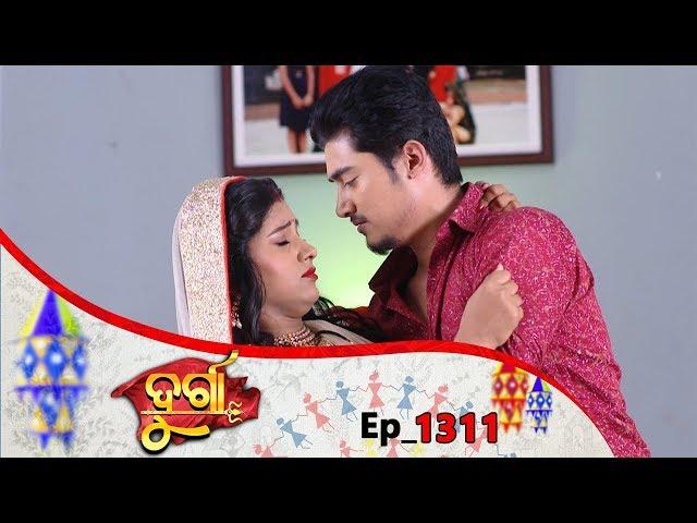 Durga | Full Ep 1311 | 19th Feb 2019 | Odia Serial - TarangTV