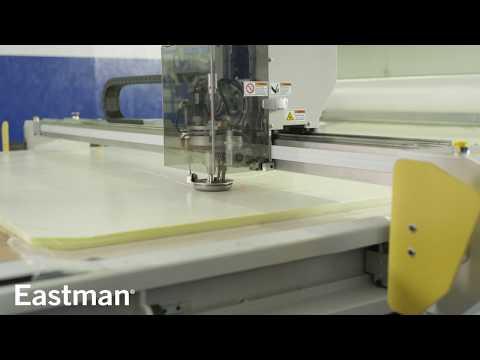 Eastman Talon 25x - Cutting fiberglass insulation