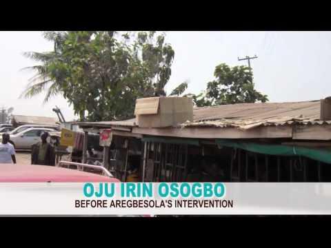 NEW FACE OF OSOGBO, OSUN STATE, NIGERIA