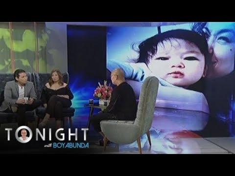 """TWBA: Robin on seeing his grandson, """"Ang pogi! Padillang Padilla!"""""""