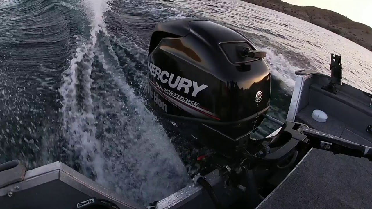Final Review: 25HP Mercury Outboard 4-stroke EFI Motor