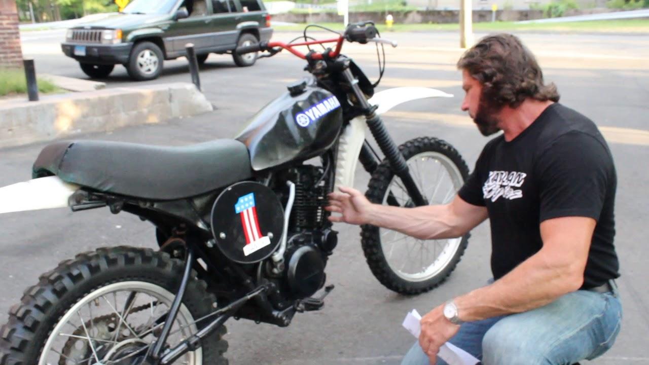 1981 Yamaha XT250