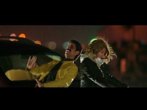 رقص شعبي لدنيا سمير غانم وحمدي المرغني