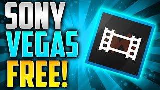 How To Get Sony Vegas Pro 14 For Free! (Working 2017)