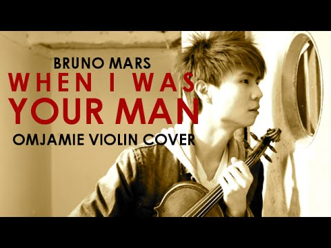 Me, bruno mars when i was your man not take