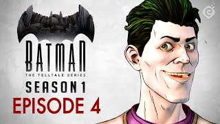 Batman: The Telltale Series - Episode 4 - Guardian of Gotham (Full Episode)