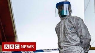Geneva meeting to discuss coronavirus outbreak - BBC News