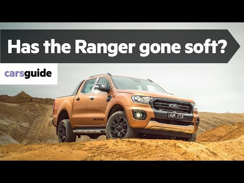 Ford Ranger 2019 review