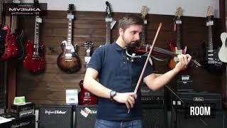 Обзор электроскрипки Yamaha YSV104