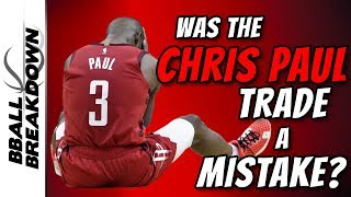 Download Warriors At Rockets Game 6: Was The Chris Paul Trade A Mistake? Mp3 and Videos