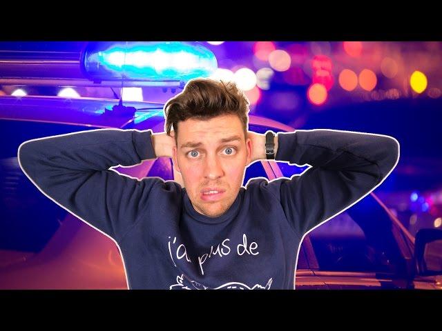 La nuit où la police m'a arrêté