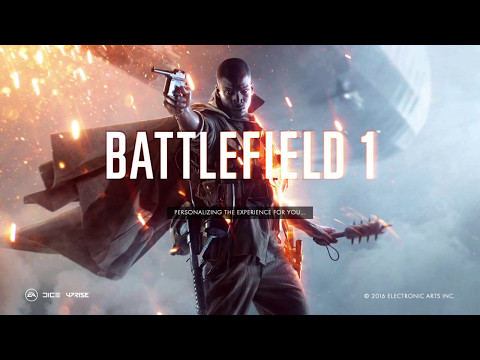 BattleField 1 Online----Sniper Or Medic Class----#7 Hi and See yA