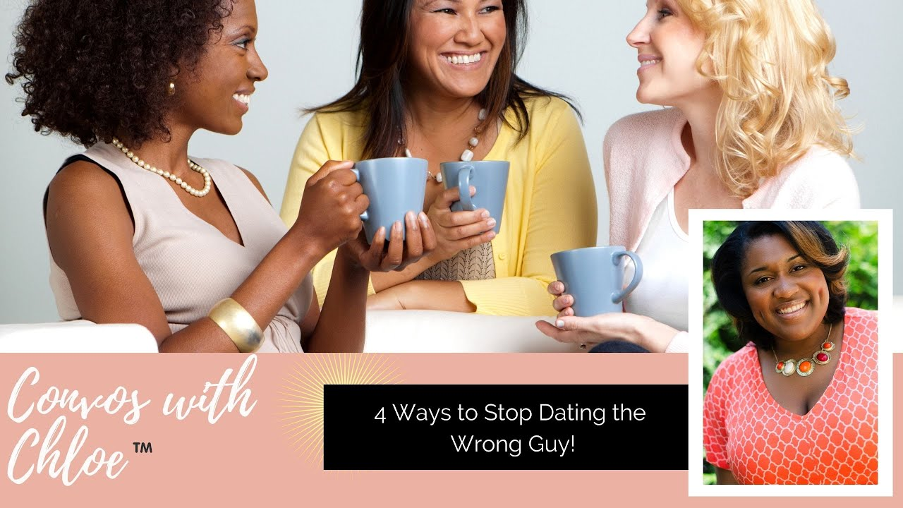dating the wrong guy Is the man you're dating, the prince charming, or a creep of the next order know these signs that tell you that you're dating the wrong guy.