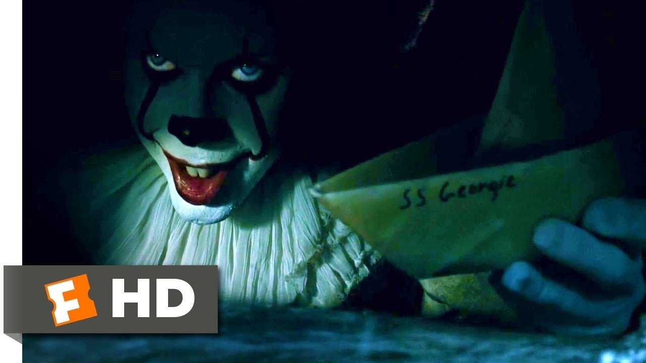 Download It (2017) - Georgie Meets Pennywise Scene (1/10)   Movieclips