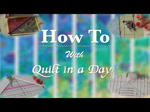 How To: Color Wheel Quilt