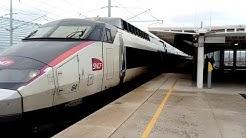 VOYAGE De Rang du fliers à étaples EN TGV PSE