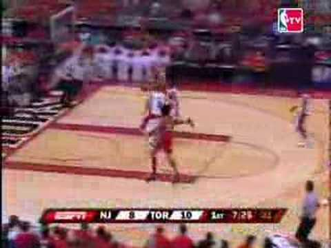 Top 10 Highlights (NBA Playoffs 2007 - April 21st)