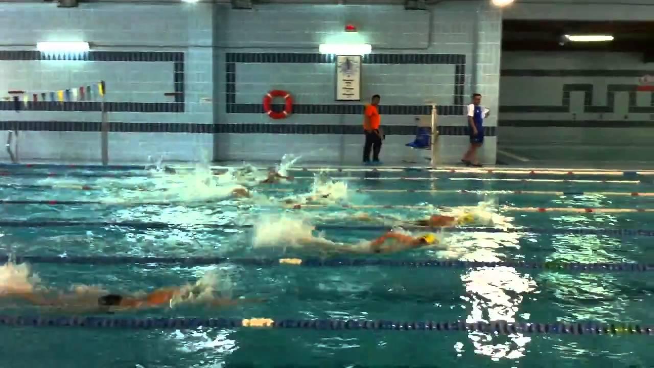 gabriel santos 50 libre piscina la alamedilla salamanca
