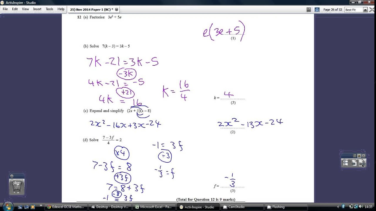 edexcel gcse mathematics a linear past papers Edexcel gcse maths past papers revision maths will find all available past edexcel linear mathematics a gcse papers, higher non calculator.