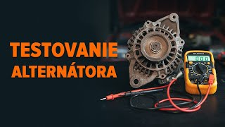 Výmena Guľový Čap Ramena na FIAT BRAVA - triky na výmenu