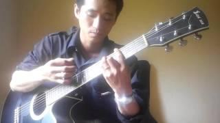 Hướng dẫn guitar và tôi cũng yêu em - vechaitiensinh