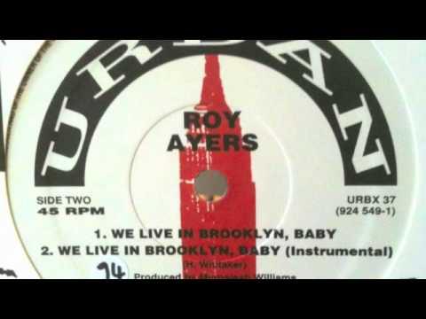 ROY AYERS  We  In Brooklyn, Ba instrumental