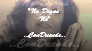 No Digas No | Niña Pastori 2011