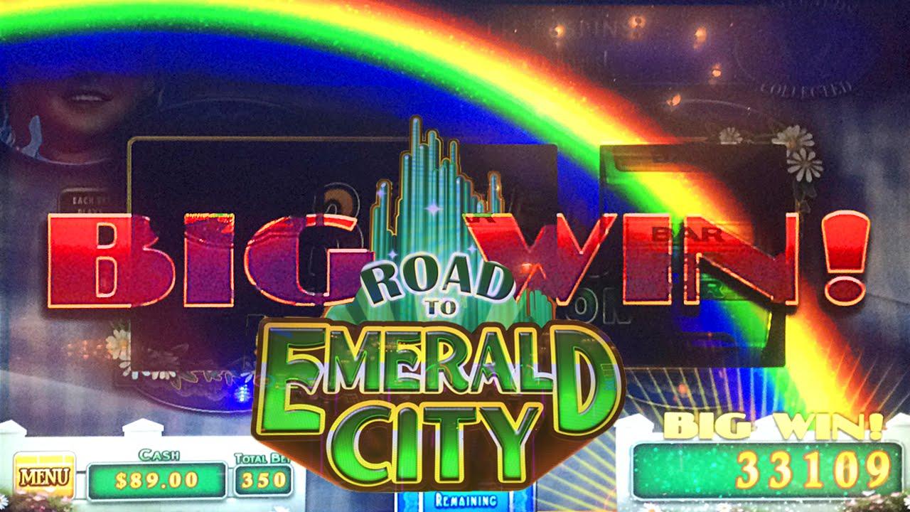 Wizard Of Oz Road To Emerald City No Download Slot