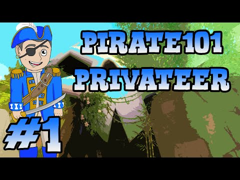 Pirate101 | Privateer | Skull Island #1