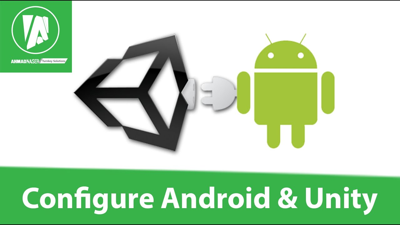 Install and Configure Android Sdk, JDK for Unity environment