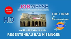 Top Links, Jobmesse, Jobs, Regentenbau, Bad  Kissingen, 2019, Franken, Electrokayak.com