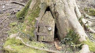 Encuentran casas diminutas y túneles secretos bajo una ciudad inglesa
