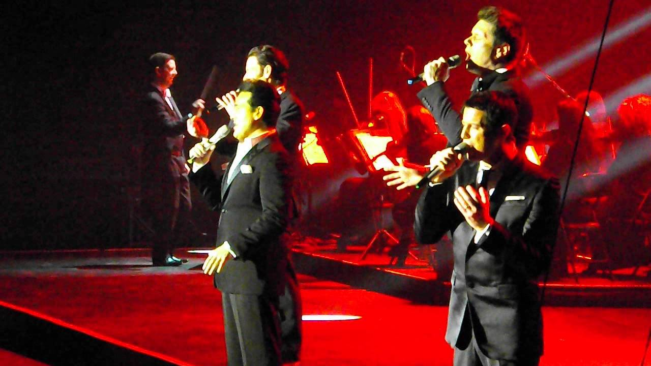 Il divo i willl always love you youtube - Il divo man you love ...