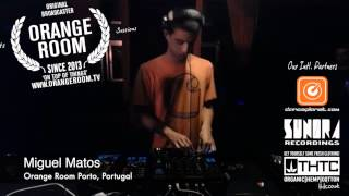 Orange Room Porto w/ Miguel Matos, Full Techno Set Episode 70, Part 1